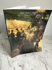 Catalogue de vente Jean-Alain Labat Tableaux Meubles Ojets d'art 1987