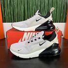Nike Air Max 270 Vast Grey Black Womens Shoes AH6789 012 Size 8.5
