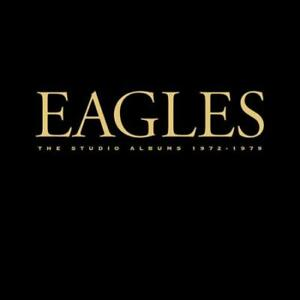 EAGLES - THE STUDIO ALBUMS 1972-1979 NEW CD