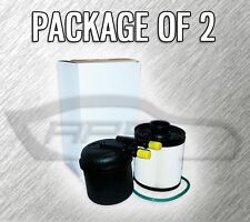 FUEL FILTER F76160 FOR FORD 6.7L TURBO DIESEL - CASE OF 2 - AMAZING VALUE