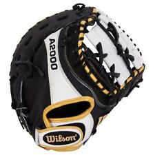 "Wilson A2000 19FP1BSS 12.5"" Fastpitch Softball First Basemen's Glove (NEW)"