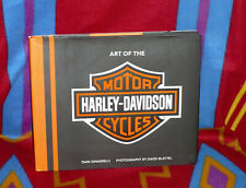 Art of the Harley-Davidson Motorcycle, Hardcover by Gingerelli, Dain; Blattel...