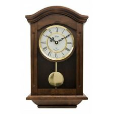 acctim thorncroft r/c chiming pendulum clock volume controle auto night silence