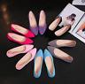 Women Ladies Slip On Flat Shoe Pumps Ballet Dolly Casual Ballerina Shoes Size