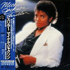MICHAEL JACKSON - THRILLER - JAPAN MINI LP 2009 CD