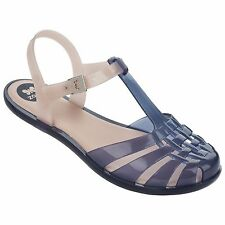 Zaxy Dream Navy Jelly Sandals Size 7 RRP £30 NEW