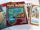 LOT+of+VINTAGE+1980+Caribbean+U.S.Virgin+Islands+St.+Croix+Book%2C+Maps+San+Juan%C2%A0