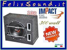 IMPACT  10R SUB WOOFER PASSIVO 250 mm  300 WATT MAX POWER