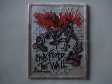 """PINK FLOYD """"THE WALL"""" COMIC SEW ON PATCH ORIGINAL FROM EARLY 80'S Gerald Scarfe"""