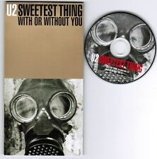 "NM! U2 Sweetest Thing /With Or Without You JAPAN 3"" CD PHDR-953 Free S&H/P&P"