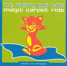 Magic Carpet Ride Mighty Dub Kats MUSIC CD