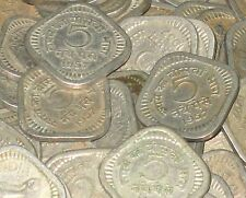 100 Coins LOT 1957 1958 1959 1960 1961 1962 1963 1964 1965 - 5 Paise - india