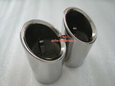 For BMW X3 2.8 xDrive28i F25 2011 - 2013 CHROME EXHAUST TIP PIPE
