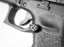 Ghost Inc  X-MAG Extended Mag Release For Gen 1-3 Glock - Small / Standard Frame