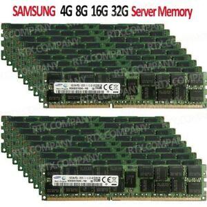 32GB RAM FOR MAC PRO 4,1 5,1 2009 / 2010 / 2012 (4 X 8GB) PC3-10600R 1333MHZ