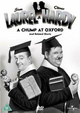 Laurel & Hardy a Chump at Oxford and Related Shorts DVD 1940 Very