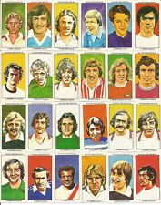 Über 150 Sun Soccercards ca. 1970