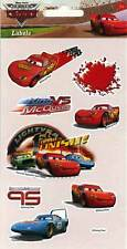 2 x Sticker Decal - Disney Cars [New]