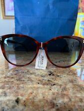 dd70e117232 BRAND NEW Gucci GG0193SK 004 Sunglasses Havana Brown Frame Green Lenses 58mm