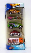 HOT WHEELS SPEED CIRCUS 5-CAR GIFT PACK Die-Cast Cars MIB COMPLETE 2002