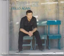 Amos Lee-Hello Again promo cd single