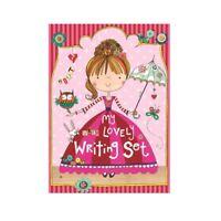 My Lovely Princess Writing Set – Rachel Ellen Childrens Girls Stationery Gift