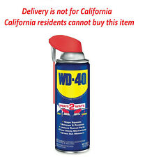 Wd-40 Multi-Use Product Lubricant, 12 Oz ~ Smart Straw ~ 490057