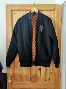 Drop Dead Sonic Bomber Jacket - Size Small