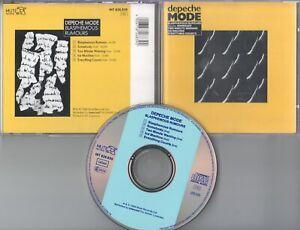 Depeche  Mode   CD-MAXI  BLASPHEMOUS RUMOURS  ©  1984  MUTE