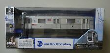 "6"" NEW YORK CITY MTA SUBWAY CAR DIE-CAST DARON TOYS MINIATURE"