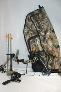 Mathews Mission Craze Youth / Ladies RH Lost Camo AT Compound Bow