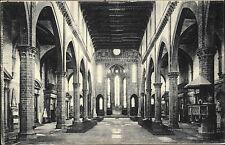 Florenz Firenze Italien Italia Toskana AK ~1910 Franziskaner Kirche Santa Croce