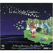 In The Night Garden ... A Musical Journey ... The Album, , Audio CD, New, FREE &