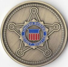 United States Secret Service St. Michael ange gardien Law Enforcement coin