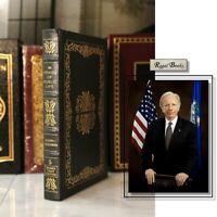 IN PRAISE OF PUBLIC LIFE - Easton Press - JOSEPH LIEBERMAN  🖋SIGNED 1ST ED🖋