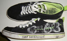 ●✿● Camp David Sneakers/Chucks KiteSport/Wind Speed /BonAir Gr.46  Schwarz ●✿●