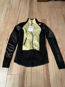 Castelli Cromo Light Jacket Womens S Small