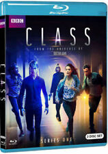 Class: From the Universe of Doctor Who Season One (Blu-ray, 2017, 2-Disc Set)