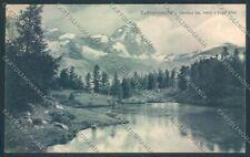 Aosta Valtournenche Cervino cartolina ZQ4857