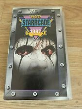 WCW Starrcade 1997 VHS VIDEO