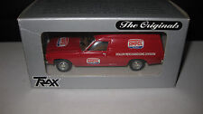 TRAX 1/43 HOLDEN HZ PANEL VAN AMPOL RED  BOXED HARD TO FIND TR12B