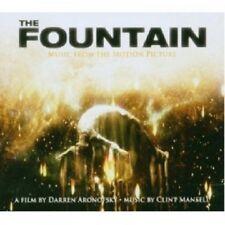 Est/Clint Mansell/Kronos Quartet-The Fountain CD 10 tracks nuovo colonna sonora