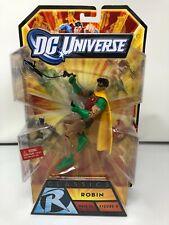 Robin - DC Universe Classics - Alternate Head Variant - Mattel - NEW