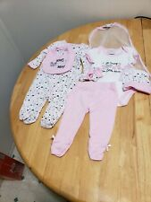 Baby girl clothes 6-9 months new