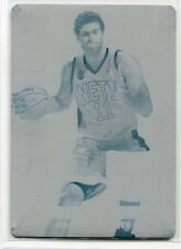 2012-13 Totally Certified Red Materials Printing Plate Cyan 4 Brook Lopez 1/1