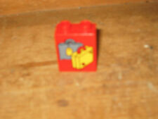 DUPLO LEGO SPARE LUGGAGE SUITCASES  SUIT AIRPORT AEROPLANE HOTEL CONSTRUCT BRICK