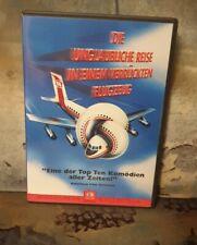 Unglaubliche Reise in einem verrücktem Flugzeug DVD AIRPLANE! TOP Leslie Nielsen