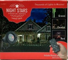 ViaTEK Night Stars Premium Series Landscape Red Lighting Party Home Decoration D