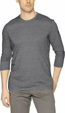 Nwt $45 Under Armour Ua Men's Training 3/4 Utility T-Shirt Xxl 1316202-001 Grey