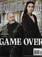Entertainment Weekly Magazine Game Of Thrones Special Collector's Issue Cover 14